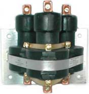 Three-Pole Mercury Contactor