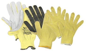 Kevlar Gloves and Sleeves