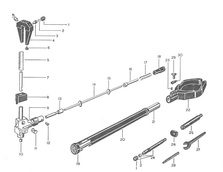 Dial Bore Gauge Parts Bore Gauge Parts